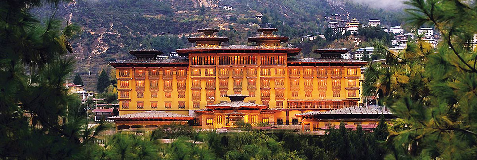 Best Luxury Hotels In Bhutan